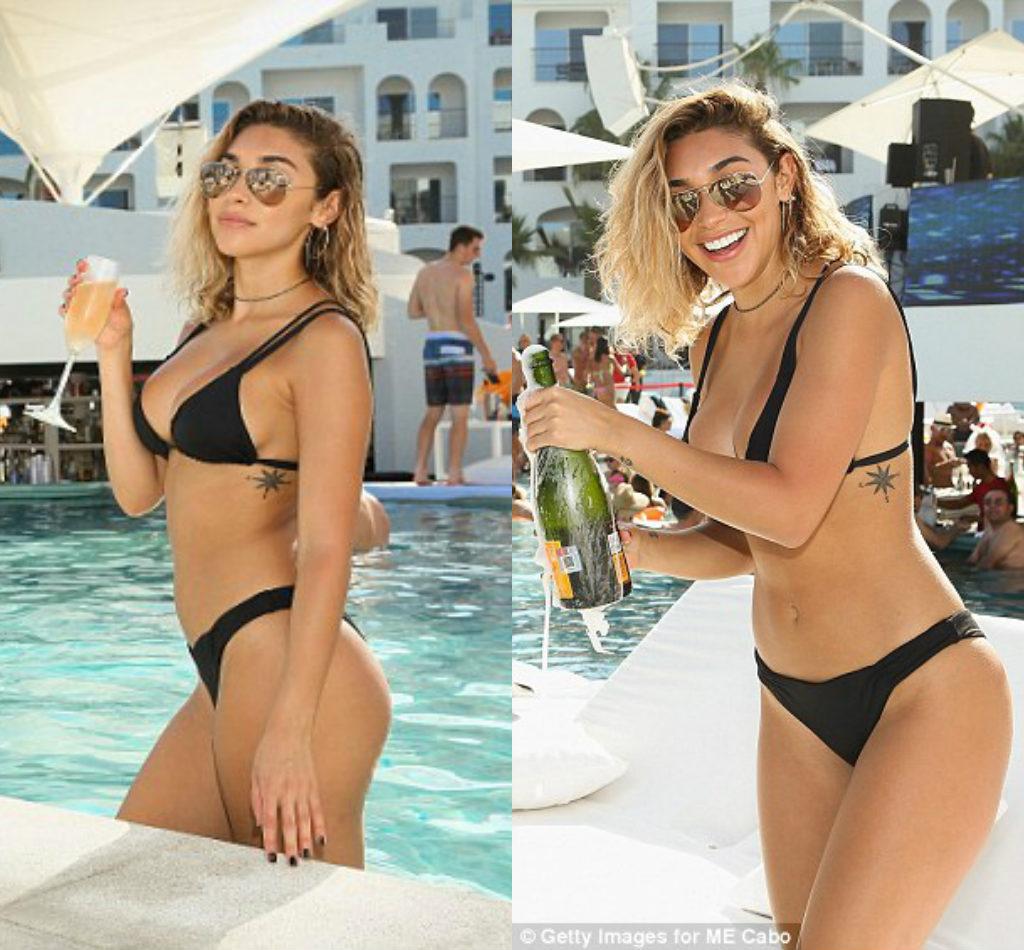 Đại tiệc bể bơi toàn mẫu nữ nóng bỏng ở Mexico - 2