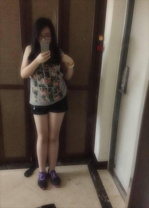 Con gái Hiệp Gà và Hiền Thục gây choáng vì mặt xinh, chân dài - 8