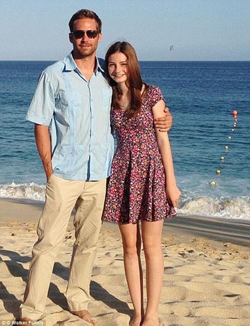 Con gái đẹp như người mẫu của tài tử Paul Walker - 11