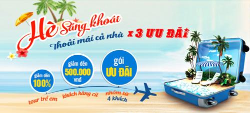 Bí quyết tiết kiệm chi phí du lịch hè cho gia đình - 1
