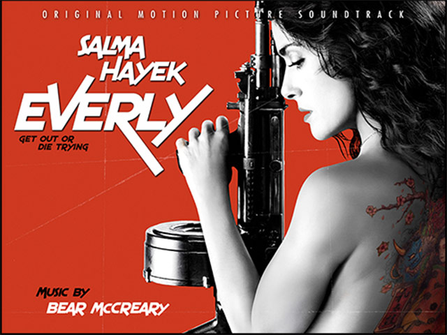 Trailer phim: Everly - 1
