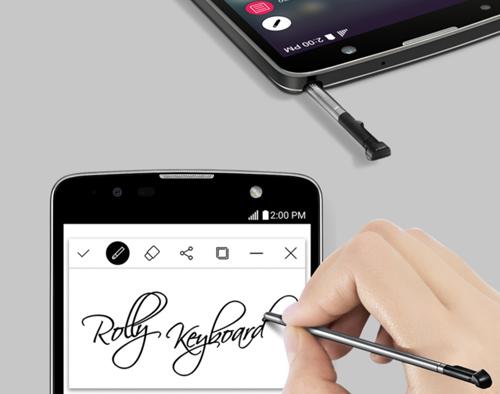 """LG Stylus 2 Plus: Smartphone tầm trung có màn hình """"khủng"""" - 4"""