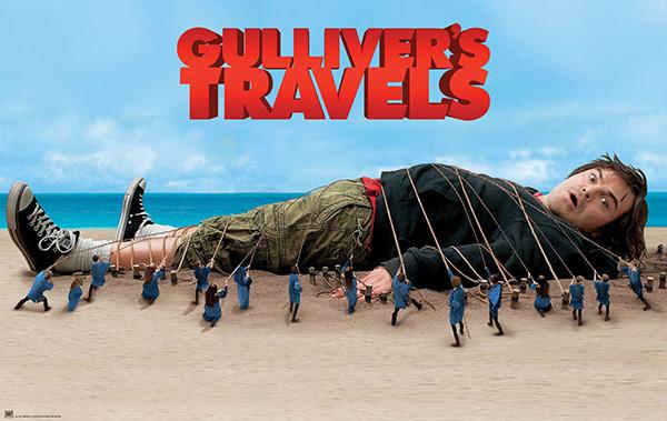Trailer phim: Gullivers Travels - 1
