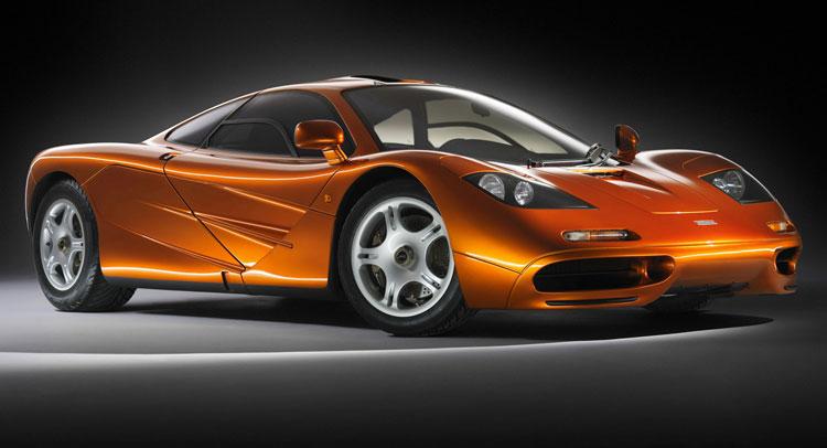 """Ngắm huyền thoại McLaren F1 """"đẹp không tì vết"""" - 1"""