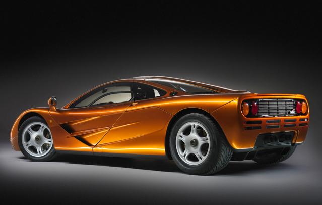 """Ngắm huyền thoại McLaren F1 """"đẹp không tì vết"""" - 3"""