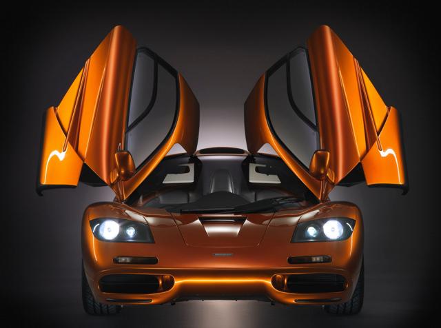 """Ngắm huyền thoại McLaren F1 """"đẹp không tì vết"""" - 4"""