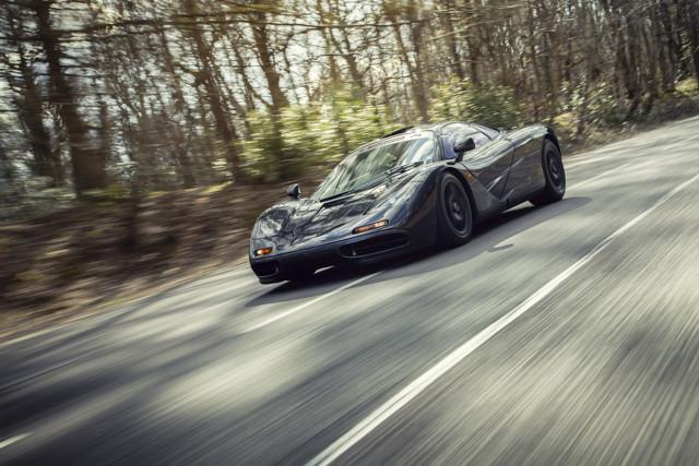 """Ngắm huyền thoại McLaren F1 """"đẹp không tì vết"""" - 10"""