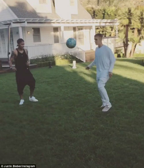 """Không dự Copa, Neymar vẫn tới Mỹ sống cảnh """"đế vương"""" - 6"""