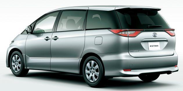 Toyota Estima nâng cấp 2016 chính thức lộ diện - 2