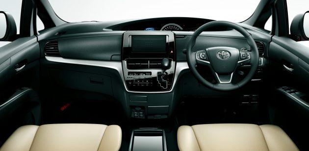 Toyota Estima nâng cấp 2016 chính thức lộ diện - 3