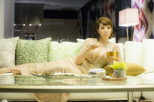 """""""Nữ hoàng gợi cảm"""" Kim Hye Soo có bầu trong phim mới - 2"""