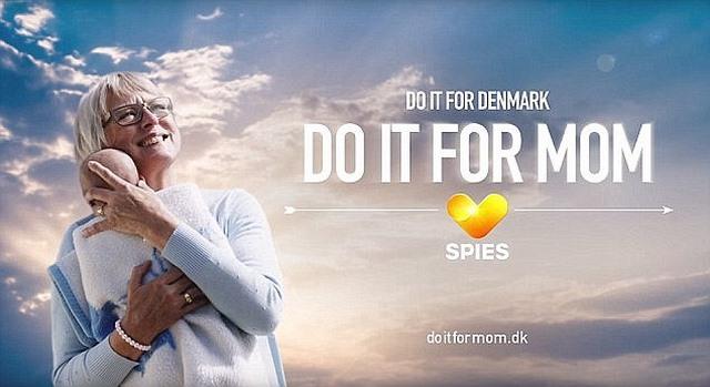 """Đan Mạch: Đẻ nhiều nhờ chính phủ tung video khuyến """"yêu"""" - 1"""