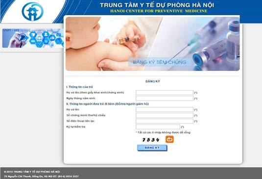 Ngày 9/6, Hà Nội sẽ tiếp nhận đăng ký 3.500 liều vắc xin Pentaxim - 1