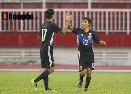 """U16 HAGL thua đậm, thầy Giôm nức nở khen """"Messi Nhật"""" - 3"""