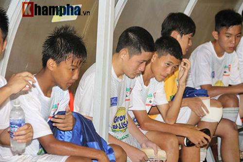 """U16 HAGL thua đậm, thầy Giôm nức nở khen """"Messi Nhật"""" - 5"""