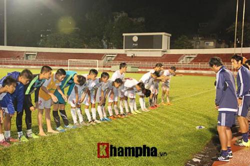 """U16 HAGL thua đậm, thầy Giôm nức nở khen """"Messi Nhật"""" - 7"""