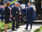 Bóng đá - Euro còn 3 ngày: ĐT Anh đặt chân xuống Pháp