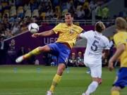 Bóng đá - Ibrahimovic và top 5 tuyệt tác vô lê tại các kỳ Euro