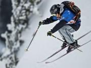 """Thể thao - Ớn lạnh trượt tuyết mạo hiểm """"đùa"""" với sinh mạng"""