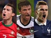 Bóng đá - Nhận định EURO: Ronaldo là Vua phá lưới, Pháp vô địch
