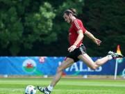 Bóng đá - Euro còn 3 ngày: Bale khoe bắp chân cực khủng