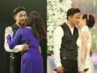 Quý Bình được hôn tới tấp trên sân khấu