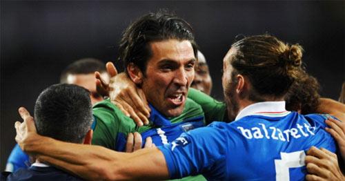 Theo quy luật, Anh hoặc Italia có thể vô địch Euro - 2