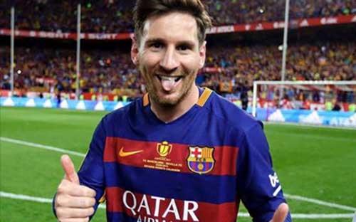 Barca muốn Messi ở lại đến năm 35 tuổi - 1