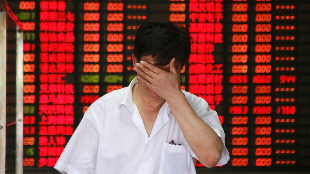Trung Quốc có thể đối mặt với đại khủng hoảng - 1