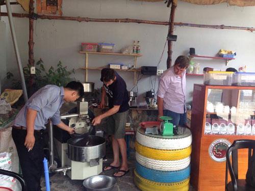 Rio Coffee: Công thức café sạch từ máy rang café - 4