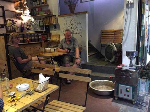 Rio Coffee: Công thức café sạch từ máy rang café - 5
