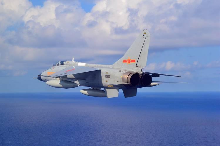 Chiến đấu cơ TQ chặn thiếu an toàn máy bay Mỹ ở Hoa Đông - 1