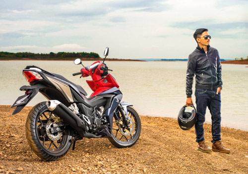 """""""Lái chất. Sống trọn"""" cùng mẫu xe côn tay mới của Honda Việt Nam - 3"""