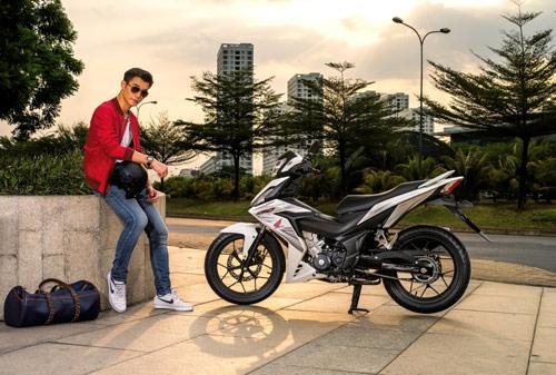 """""""Lái chất. Sống trọn"""" cùng mẫu xe côn tay mới của Honda Việt Nam - 1"""