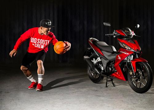 """""""Lái chất. Sống trọn"""" cùng mẫu xe côn tay mới của Honda Việt Nam - 5"""