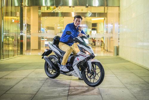 """""""Lái chất. Sống trọn"""" cùng mẫu xe côn tay mới của Honda Việt Nam - 2"""