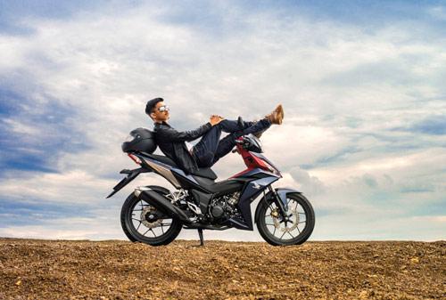 """""""Lái chất. Sống trọn"""" cùng mẫu xe côn tay mới của Honda Việt Nam - 4"""