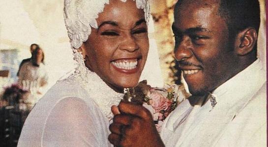 Tiết lộ sốc: Whitney Houston hút ma tuý trong đám cưới - 1