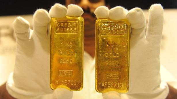 Vàng và USD cùng kết thúc đợt giảm - 1