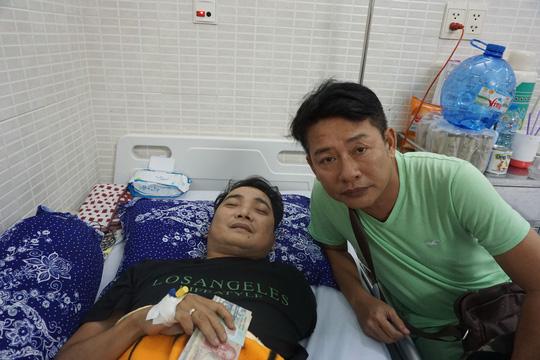 Hơn 100 triệu giúp ca sĩ Nhật Linh bị tai nạn đứt cánh tay - 1