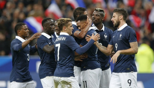 Danh sách chính thức 24 đội tuyển dự EURO 2016 - 1