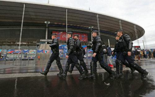 An ninh ở Euro: Cẩn trọng từ những túi đựng rác - 1