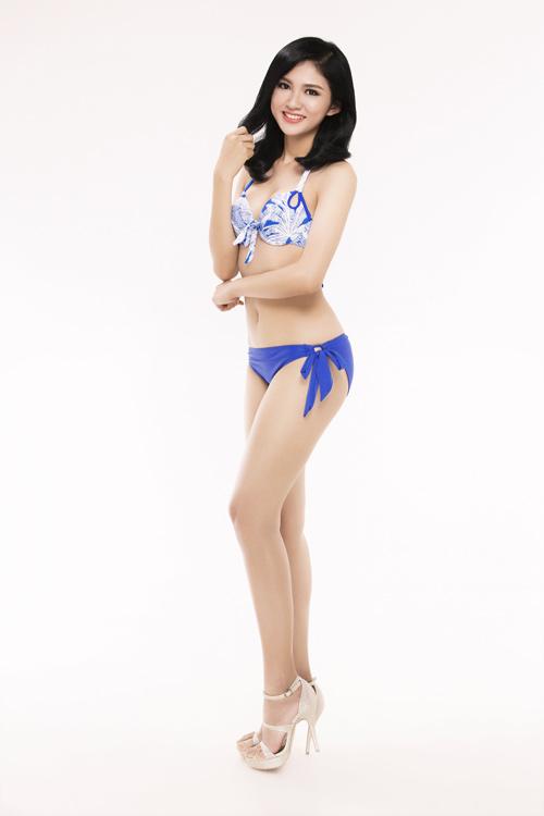 Hoa hau Viet Nam 2016 bikini - 3
