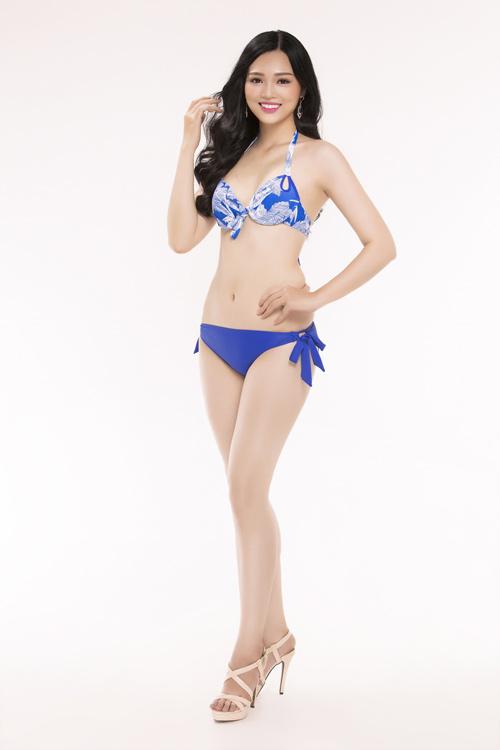 Ảnh mặc áo tắm gây chú ý của 30 thiếu nữ thi Hoa hậu VN - 11