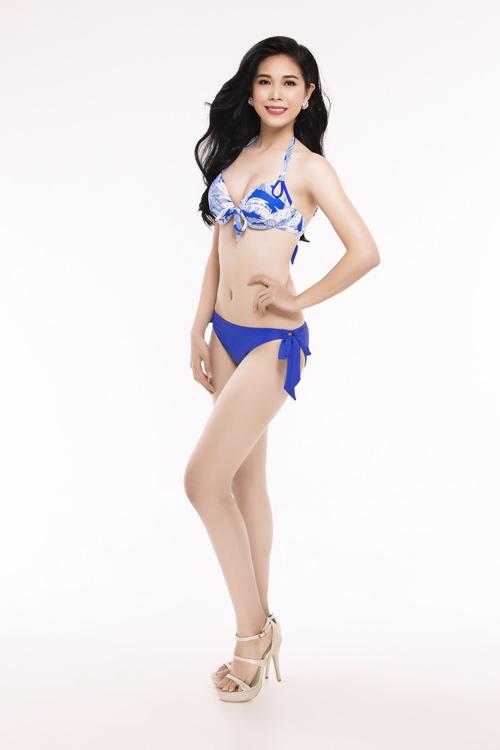 Ảnh mặc áo tắm gây chú ý của 30 thiếu nữ thi Hoa hậu VN - 18