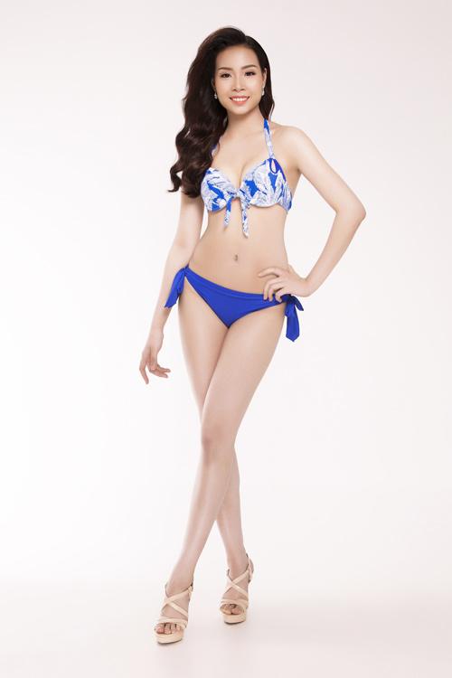 Ảnh mặc áo tắm gây chú ý của 30 thiếu nữ thi Hoa hậu VN - 20