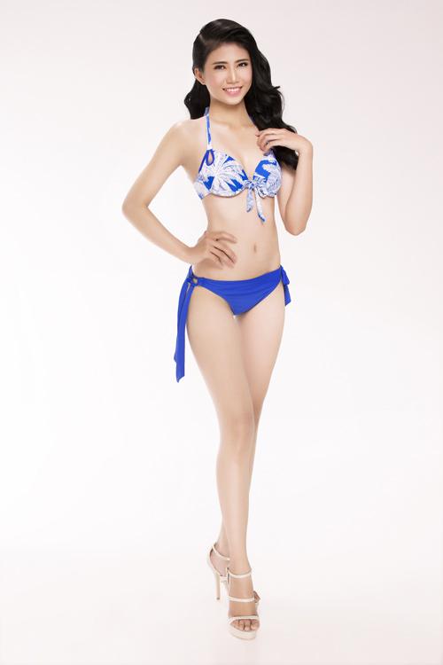 Ảnh mặc áo tắm gây chú ý của 30 thiếu nữ thi Hoa hậu VN - 27