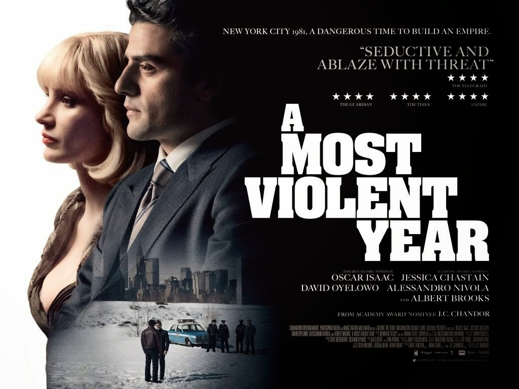 Trailer phim: A Most Violent Year - 1