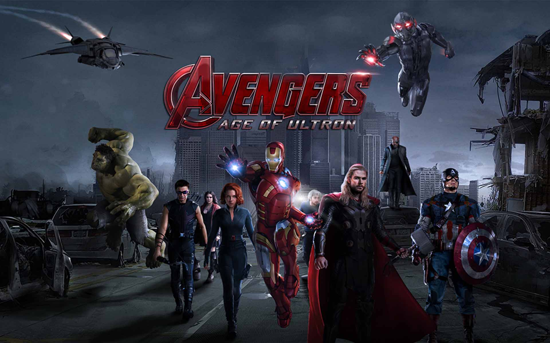 Trailer phim: Avengers: Age Of Ultron - 1
