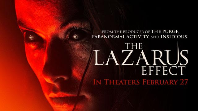 Trailer phim: The Lazarus Effect - 1